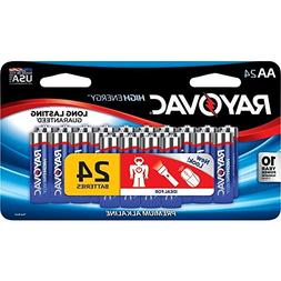 Rayovac - Aa Batteries  - Silver/blue