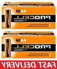 Duracell Procell AA Battery Double A Batteries  New Made In