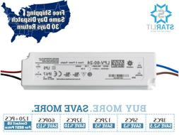 Mean Well LPV-60-24 Power Supply / LED Driver 90-264 VAC Inp