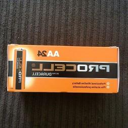 NEW Duracell Procell AA Alkaline Battery - 24 Count