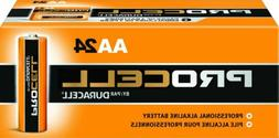 New Duracell ProCell Alkaline Battery AA Cell 1.5V Disposabl