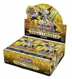 Yu-Gi-Oh Eternity Code 1st Edition Booster Box - Factory Sea