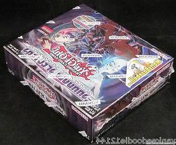 YU GI OH! SHADOW SPECTERS FIRST EDITION BOOSTER BOX 24 PACKS