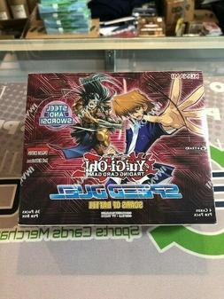 Yu-Gi-Oh Speed Duel Scars of Battle SEALED Booster Box - 1st