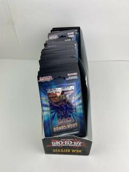 Yu-gi-oh! Toon Chaos Blister Booster Packs  Brand New! Free
